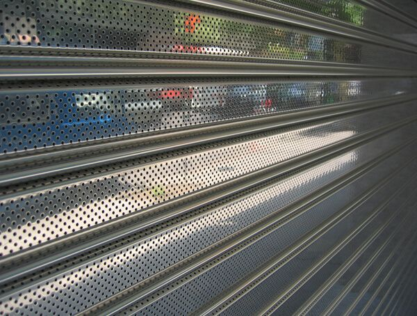 persianas galvanizadas en valencia
